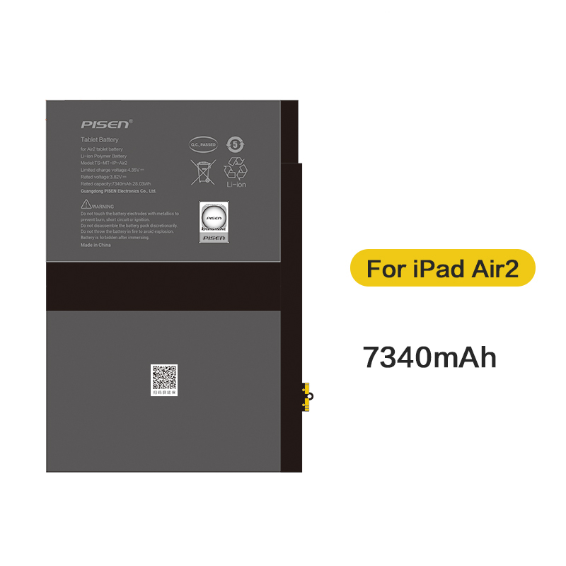 Pin iPad Air2 - 7340mAh